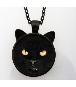 Ogrlica sa likom mačke